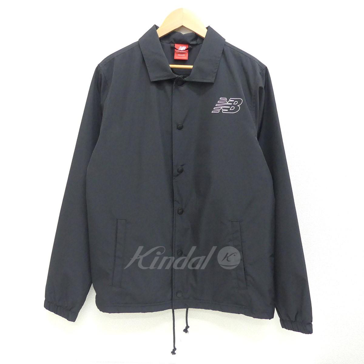 Kindal New Balance Coach Jacket Black Size M New Balance