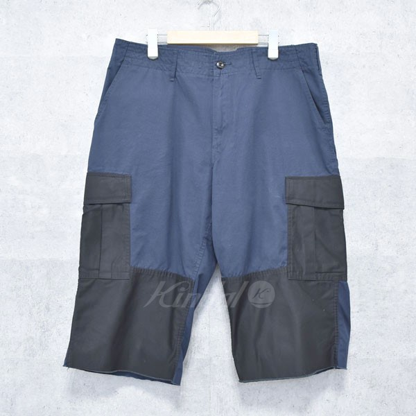 【中古】W)taps JUNGLE CHOPPED SHORTS ハーフパンツ 【送料無料】 【216404】 【KIND1550】