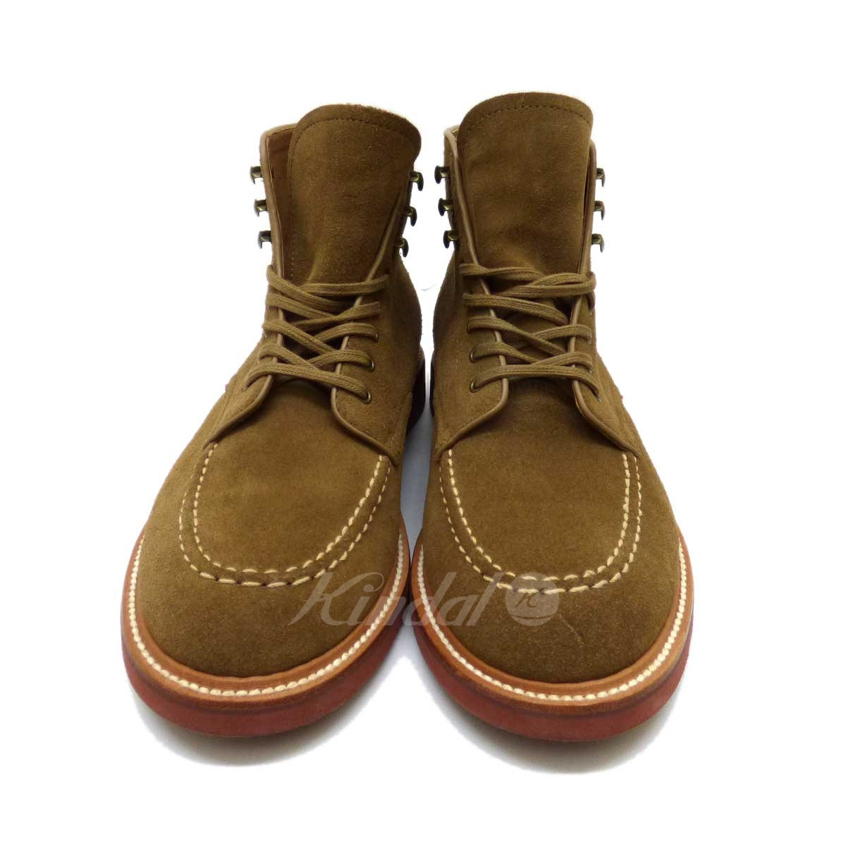 121aeab98c7 J CREW Kenton suede pacer boots race up boots