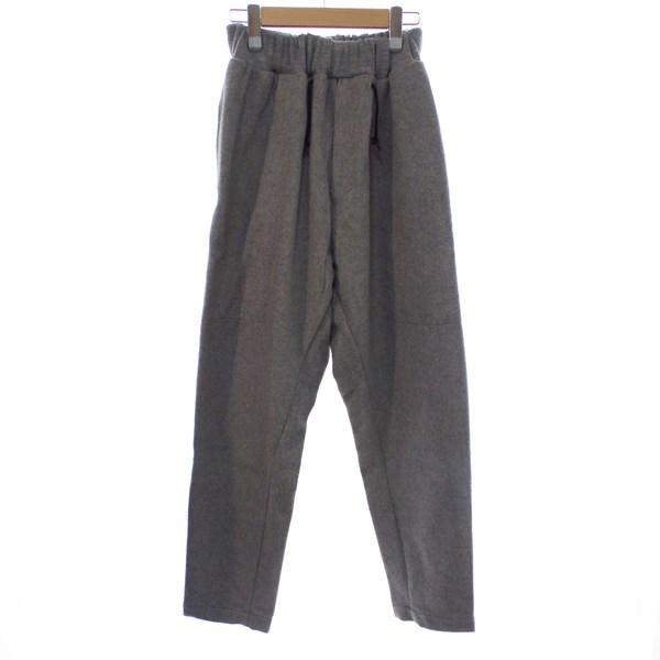 【中古】the Sakaki 2015A/W Tapered Pants グレー サイズ:S 【送料無料】 【090918】(ザ サカキ)