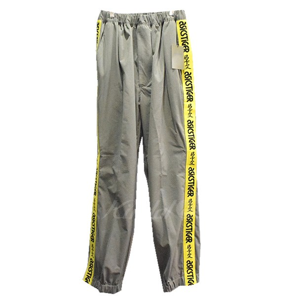 【中古】Sasquatchfabrix × ASICS TIGER 18SS WARM UP PANT ウォームアップパンツ 【送料無料】 【000520】 【KIND1550】