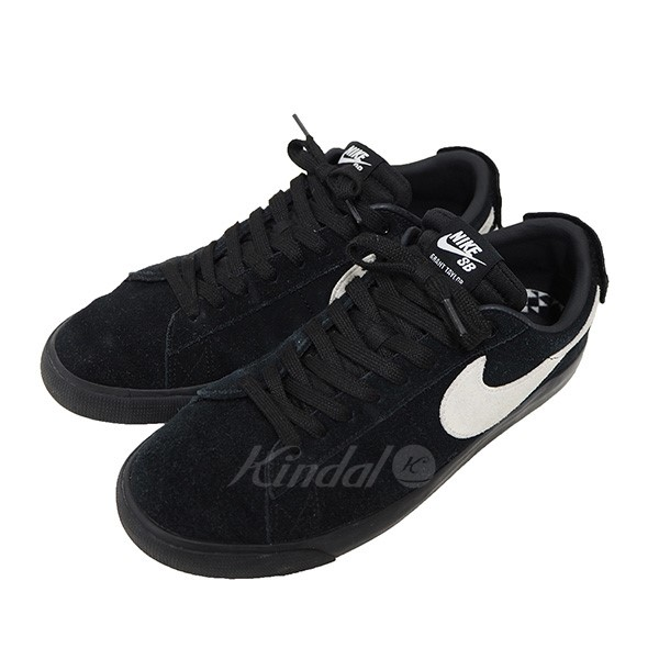 1a3468a3ee8 ... denmark nike sb 17aw blazer zoom low gt low frequency cut sneakers black  size us8.