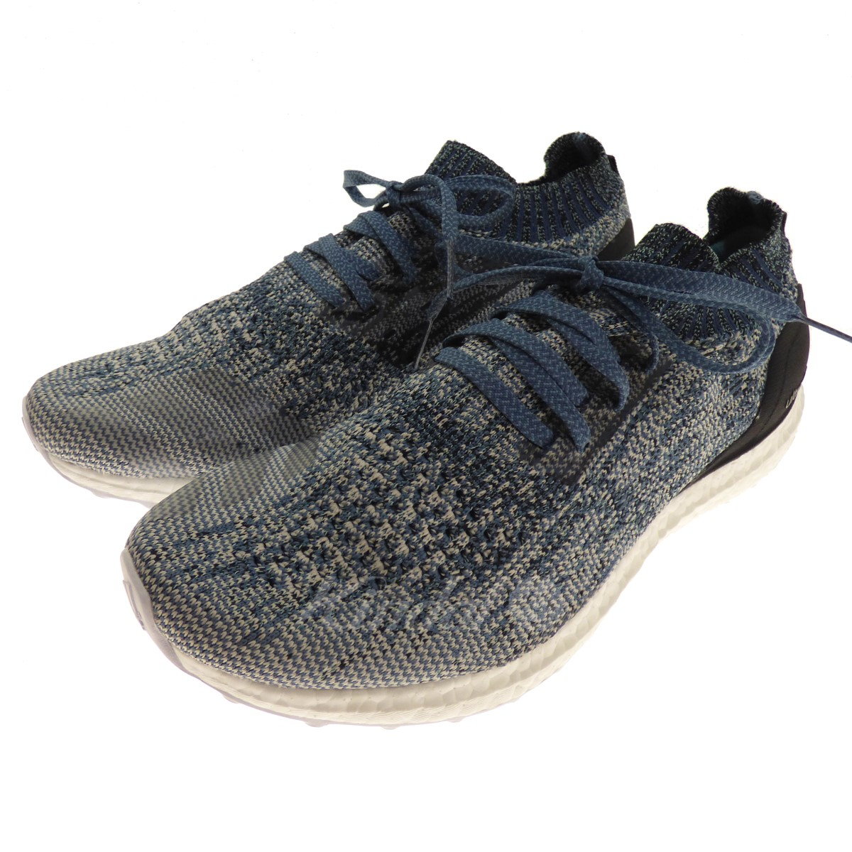 459a9daec36ed kindal  adidas UltraBOOST Uncaged Parley sneakers blue size  28. 0 ...