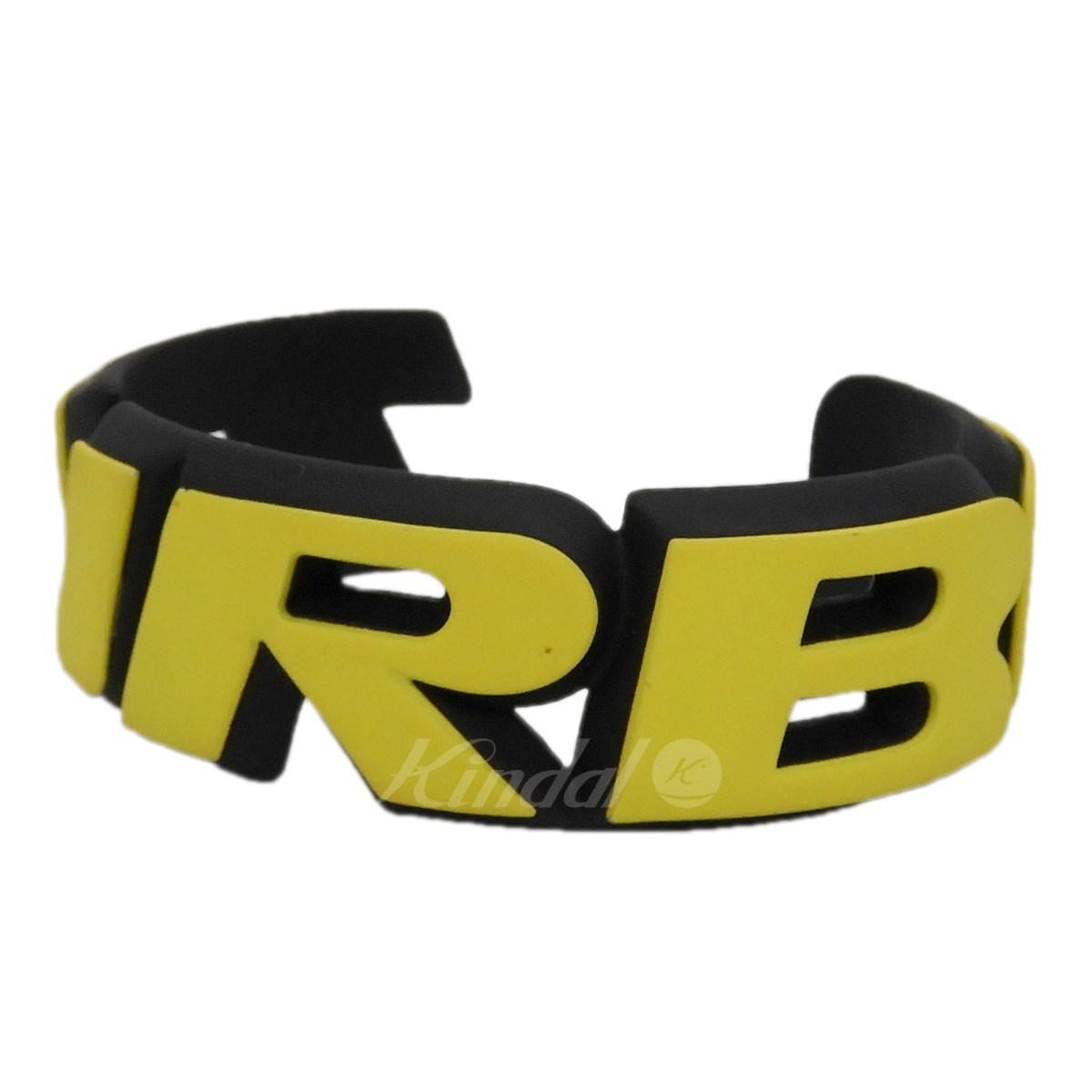 【中古】BALENCIAGA 「Turbo Badge Bracelet」ターボバッジブレスレット 【送料無料】 【123241】 【KIND1550】