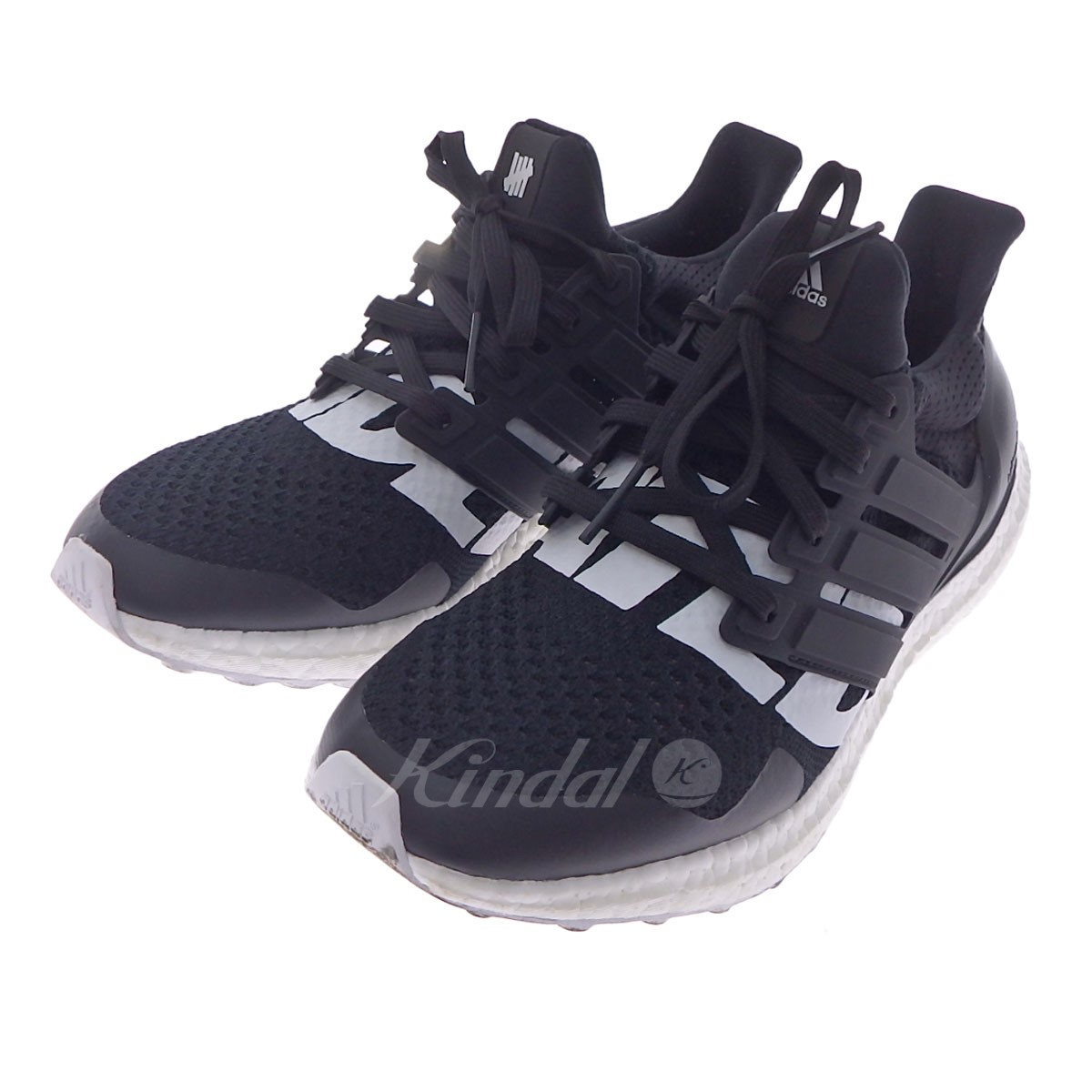 pretty nice d3507 ee630 adidas Originals X UNDEFEATED B22480 ULTRABOOST sneakers black X white  size: 27 0cm (Adidas originals)