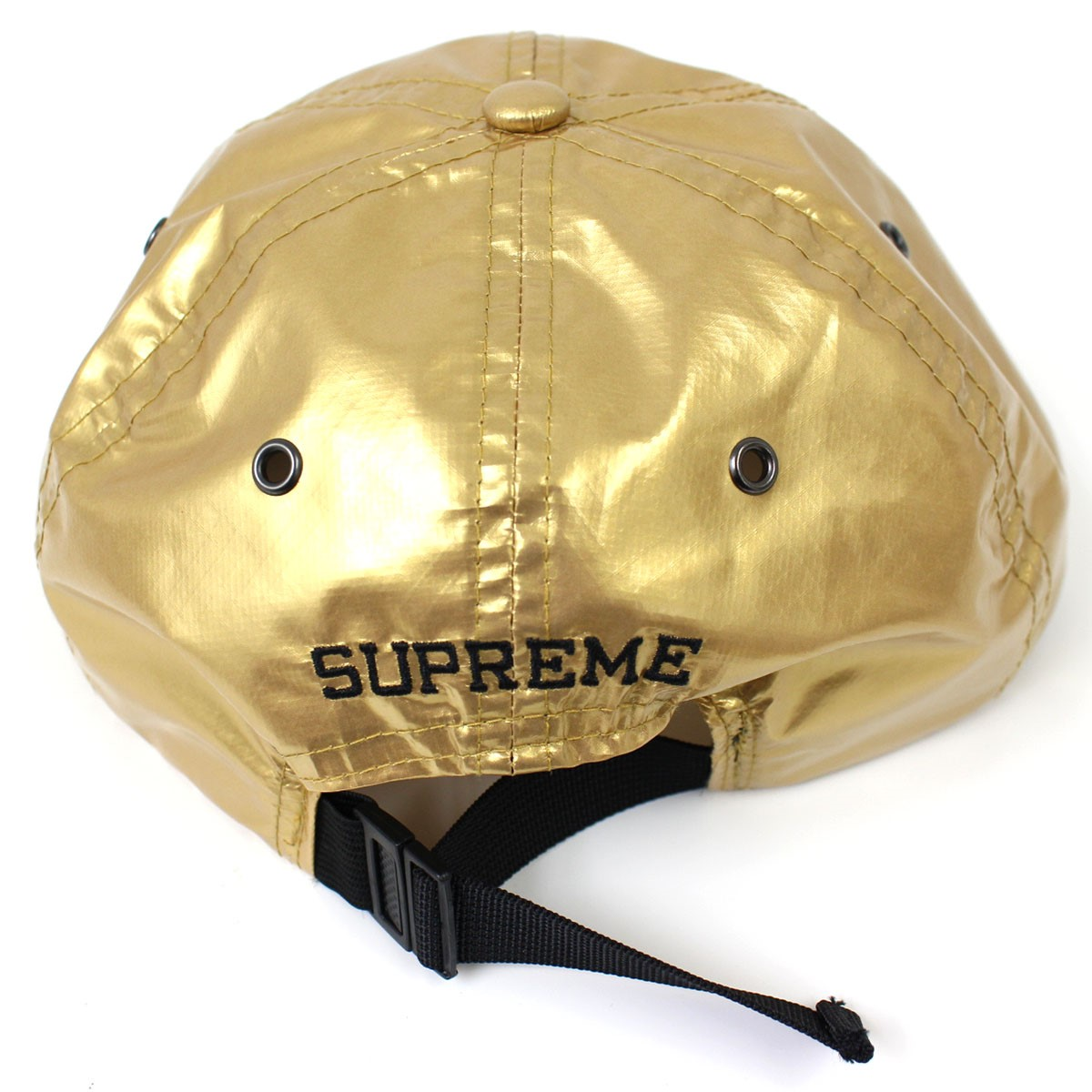 593515133f654 Supreme X The North Face Metallic 6-Panel Cap NN418051 metallic cap hat  gold metallic size  F