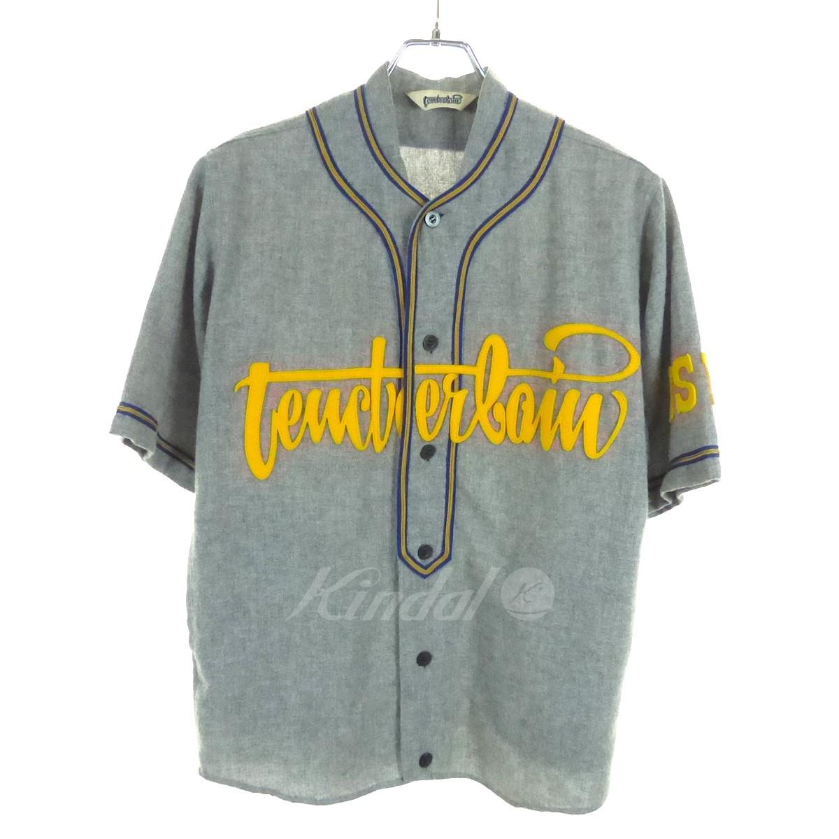 【中古】TENDERLOIN T-BASEBALL SHT ウールアンゴラベースボールシャツ 【送料無料】 【094280】 【KIND1550】