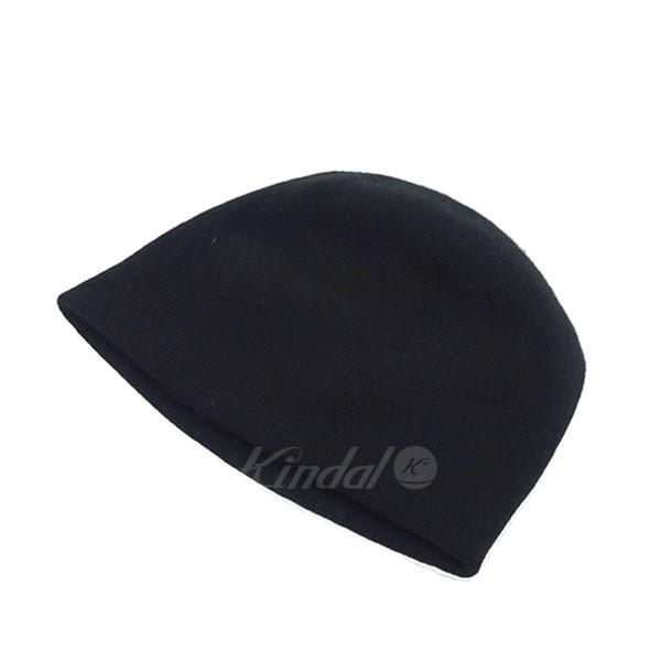 【中古】DEVOA カシミア ニット 帽子 【送料無料】 【000964】 【KIND1550】