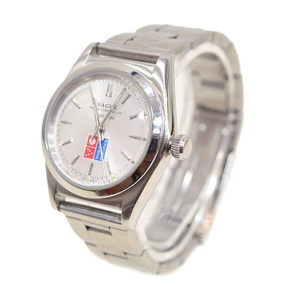 【中古】VAGUE WATCH Co. VABBLE 自動巻腕時計 シルバー サイズ:- 【送料無料】 【200918】(ヴァーグウォッチ)
