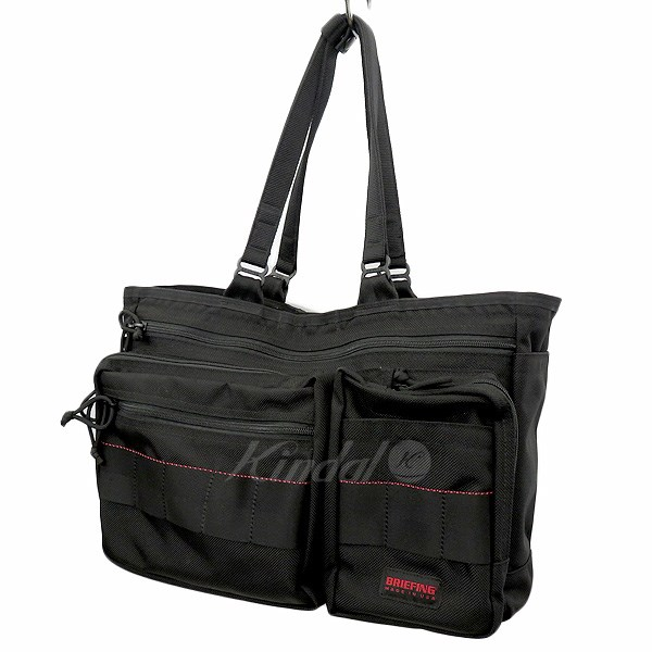 【中古】BRIEFING BS TOTE WIDE BRF301219 トートバッグ 【送料無料】 【039648】 【KIND1550】