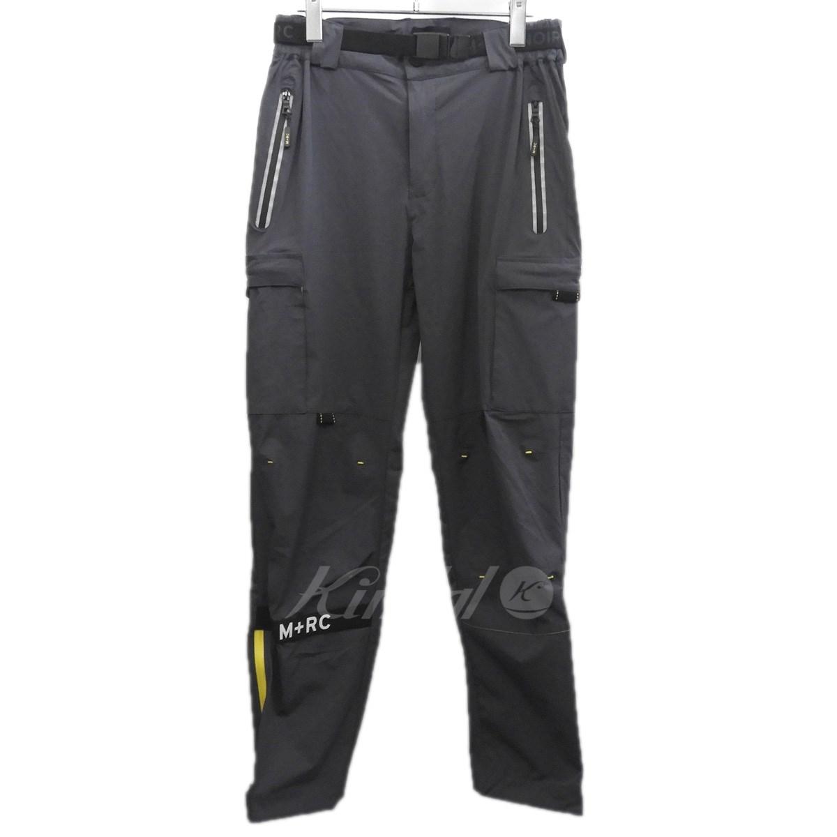 【中古】M RC NOIR 2018AW 「Tactical Pant」タクティカルパンツ ニューグレイ サイズ:S 【送料無料】 【220918】(マルシェノア)