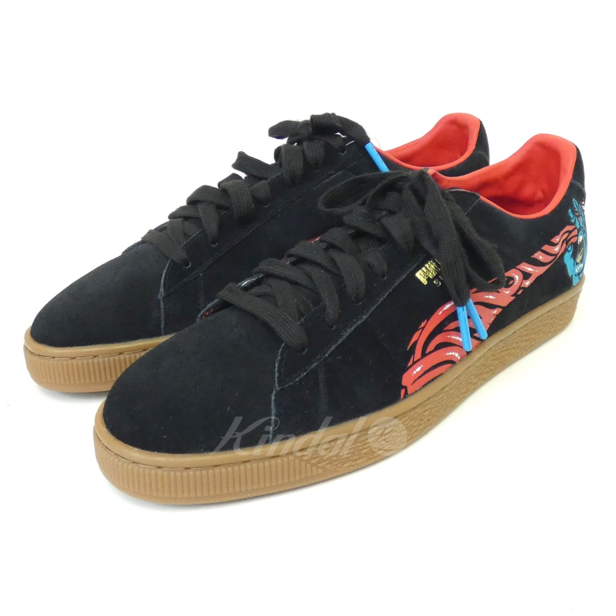 uk availability c71cc 7cf93 PUMA X Santa Cruz