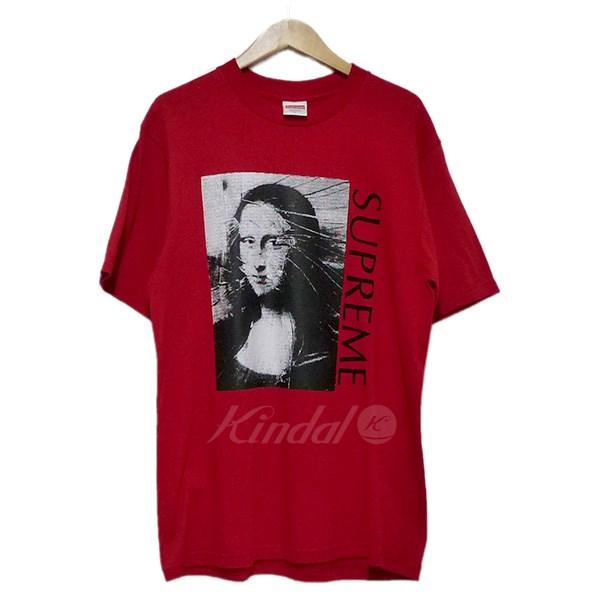 【中古】SUPREME 2018AW MONA LISA TEE Tシャツ 【送料無料】 【188022】 【KIND1550】