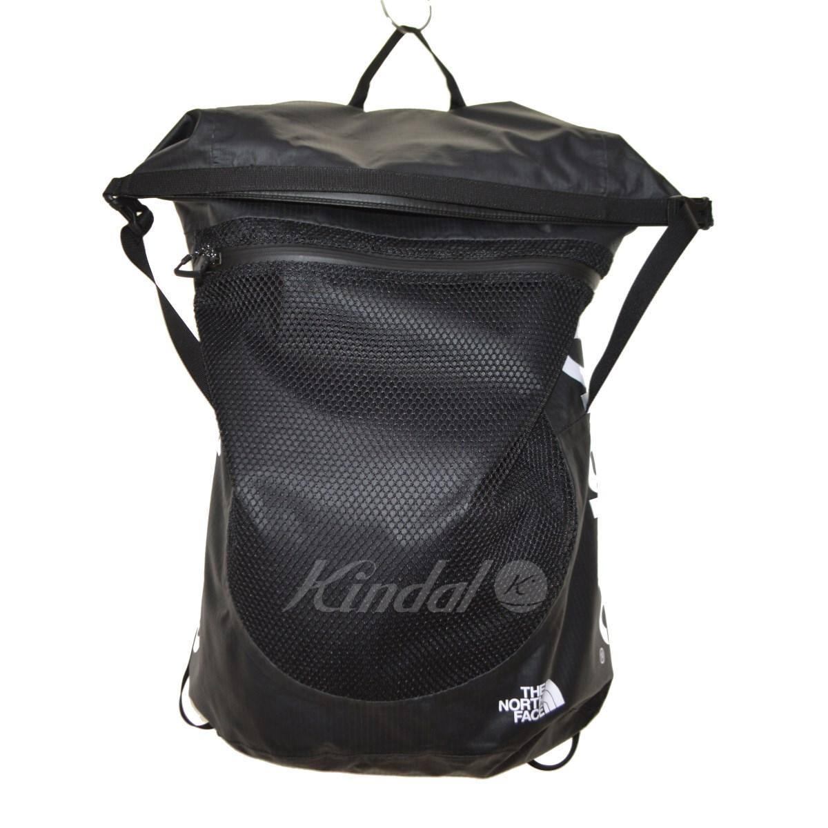 【中古】Supreme×The North Face 17SS Waterproof Backpack バックパック ブラック サイズ:- 【送料無料】 【240918】(シュプリーム ザノースフェイス)
