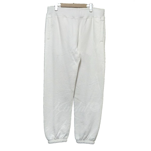【中古】SUPREME 2018SS CORNER LABEL SWEATPANTS スウェットパンツ 【送料無料】 【032273】 【KIND1550】