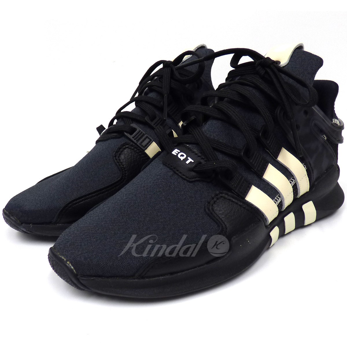【中古】UNDEFEATED×adidas EQUIPMENT SUPPORT ADV UNDFスニーカー 【送料無料】 【000634】 【KIND1550】