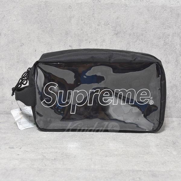 【中古】SUPREME 18AW Utility Bag ユーティリティーバッグ ポーチ 【送料無料】 【209314】 【AM1498】