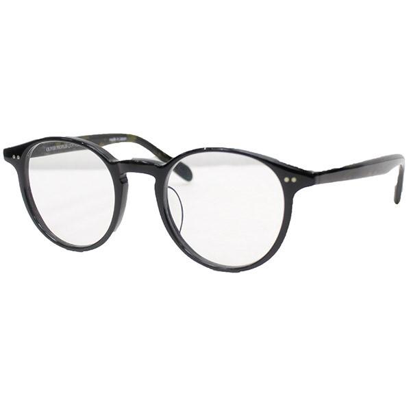 【中古】OLIVER PEOPLES Elins-J メガネ 眼鏡 ブラック サイズ:48□20-145 【送料無料】 【260918】(オリバーピープルズ)