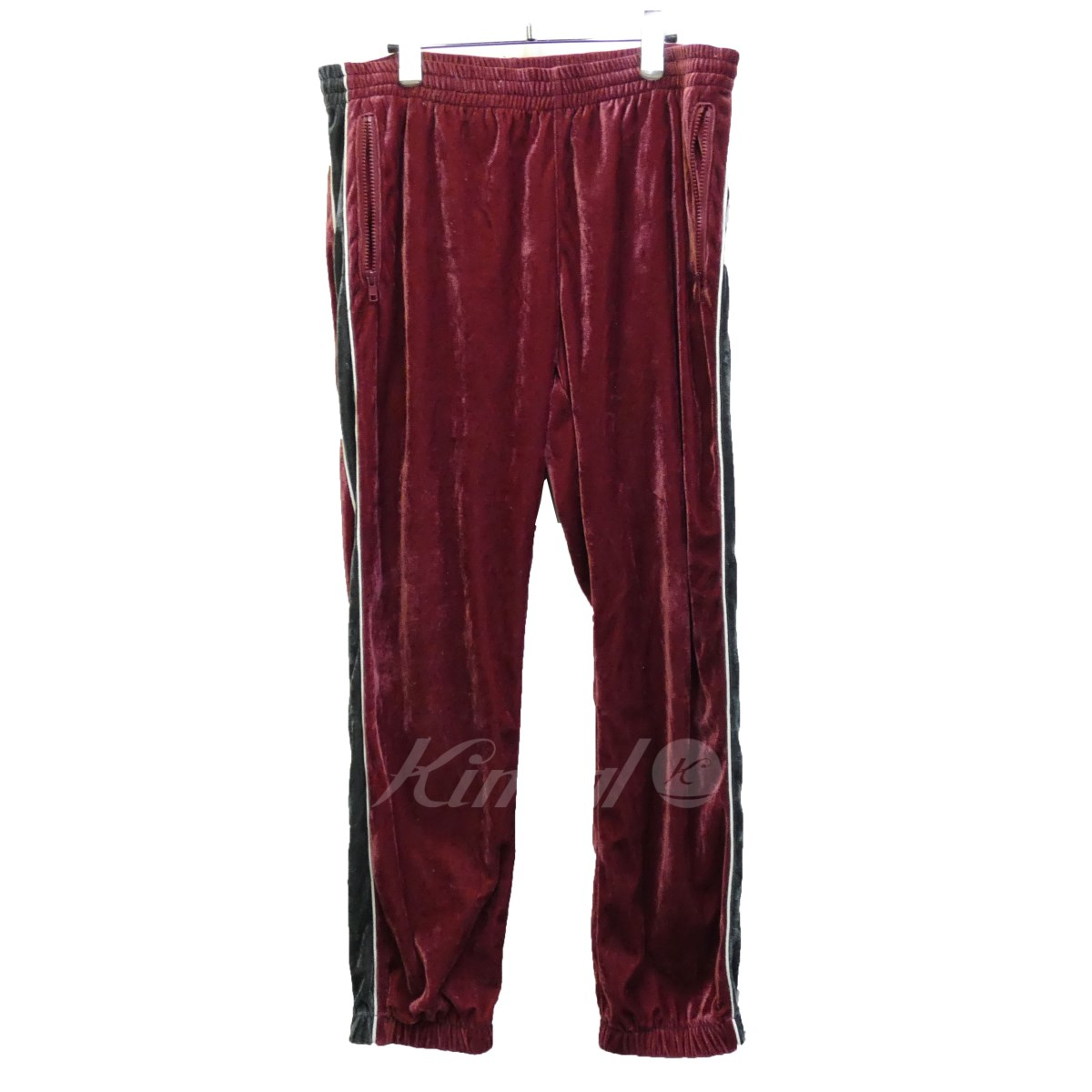 【中古】SUPREME 16SS 「2-Tone Velour pants」ベロアパンツ 【送料無料】 【100758】 【KIND1550】