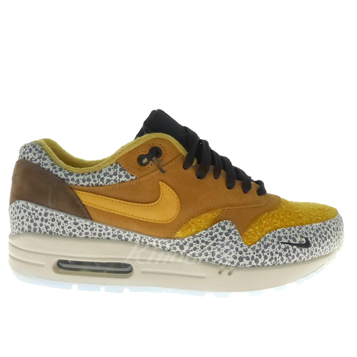 best loved 3753b 7c71a NIKE AIR MAX 1 PREMIUM QS sneakers 665,873-200 mustard size: 27 5cm