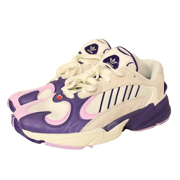 e0b78f8b8ed adidas X DRAGON BALL Z D97048 YUNG-1 FRIEZA freezer sneakers purple size   26. 5 (Adidas Dragon Ball Z)