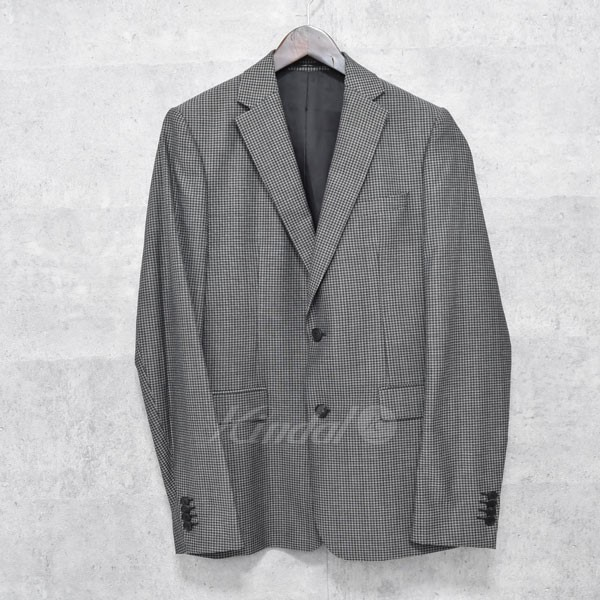 【中古】GIVENCHY 17SS 千鳥格子 スーツ セットアップ 【送料無料】 【237461】 【KIND1550】