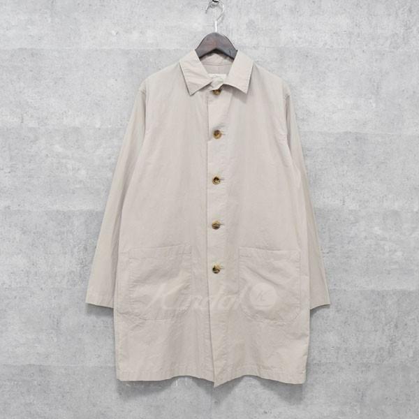 【中古】kestin hare berwick shop coat ベージュ サイズ:S 【送料無料】 【051018】(ケスティン エアー)
