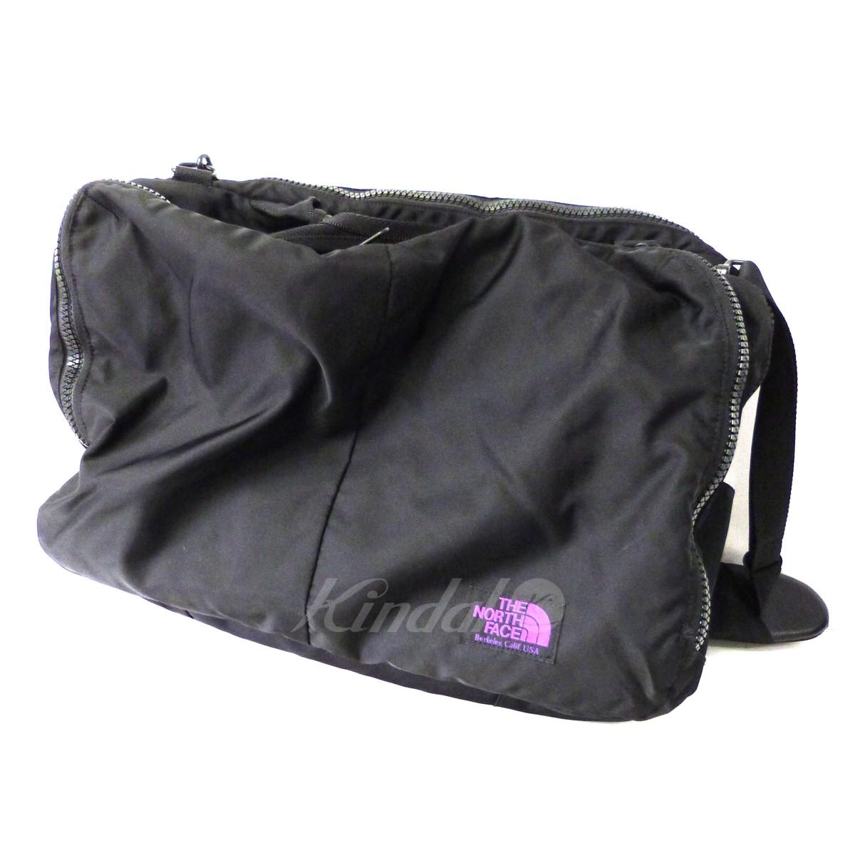 【中古】THE NORTH FACE PURPLE LABEL 「3way Bag」3WAYバッグ ブラック サイズ:- 【送料無料】 【051018】(ザノースフェイスパープルレーベル)