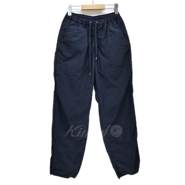 【中古】TEATORA Wallet Pants ナイロン ポケッタブル イージーパンツ 【送料無料】 【001057】 【KIND1550】
