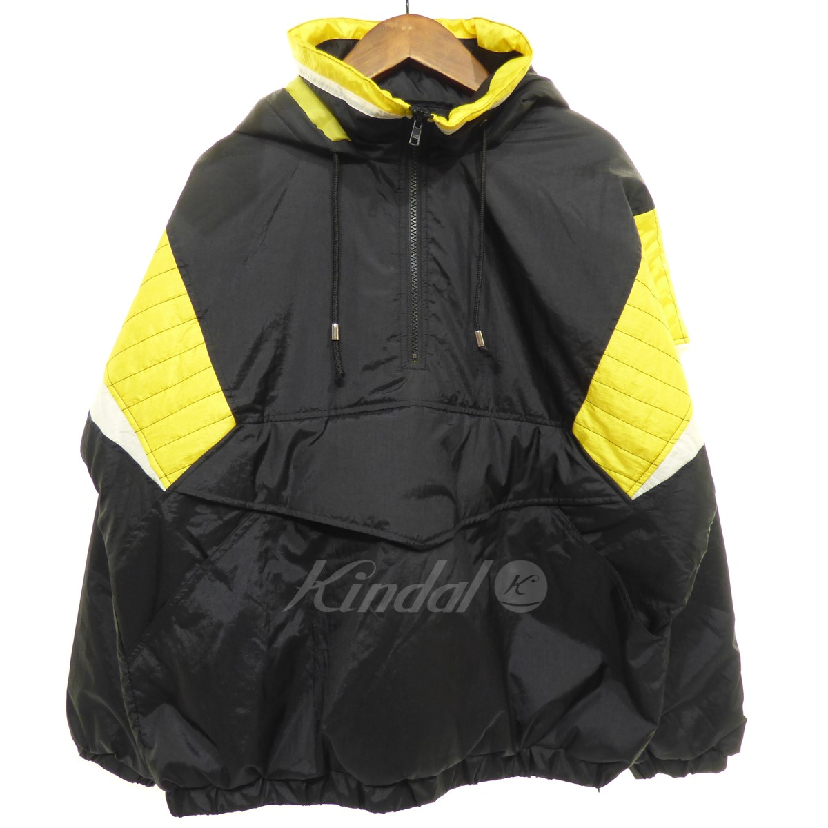 【中古】VOTE MAKE NEW CLOTHES 【2018A/W】 TOUCH DOWN PULLOVER ナイロンブルゾン 【送料無料】 【118716】 【KIND1550】