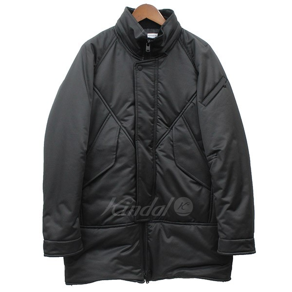 【中古】nonnative 2017AW EXPLORER PUFF COAT POLY TWILL Cubetex 中綿コート 【送料無料】 【002962】 【KIND1550】