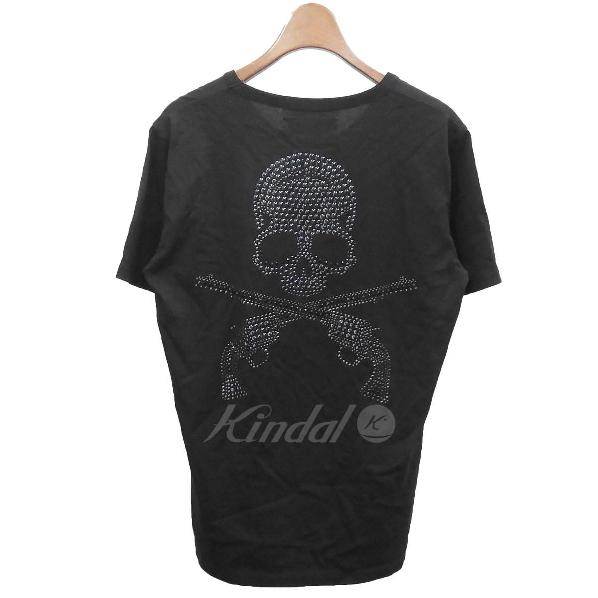 【中古】Mastermind JAPAN×roar バックメタル・スワロTシャツ ブラック サイズ:2 【送料無料】 【141018】(マスターマインドジャパン×ロアー)