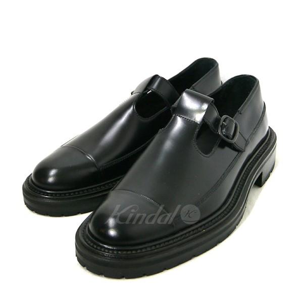 【中古】HEREU ヘリュー T-strap shoes ストラップシューズ 靴 【送料無料】 【002428】 【KIND1641】