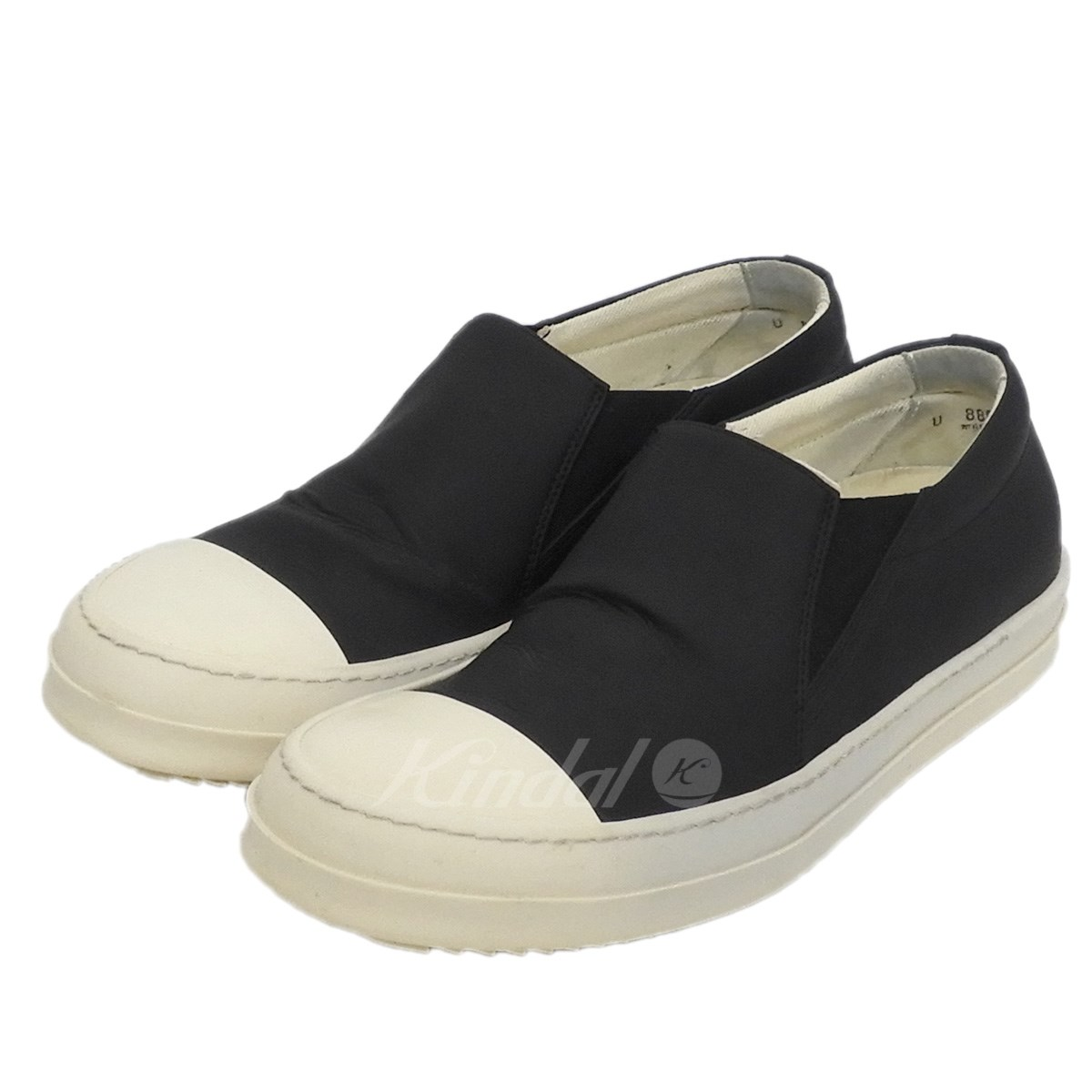【中古】DRKSHDW 2016AW 「Boat Sneaker」スリッポン 【送料無料】 【137422】 【KIND1550】
