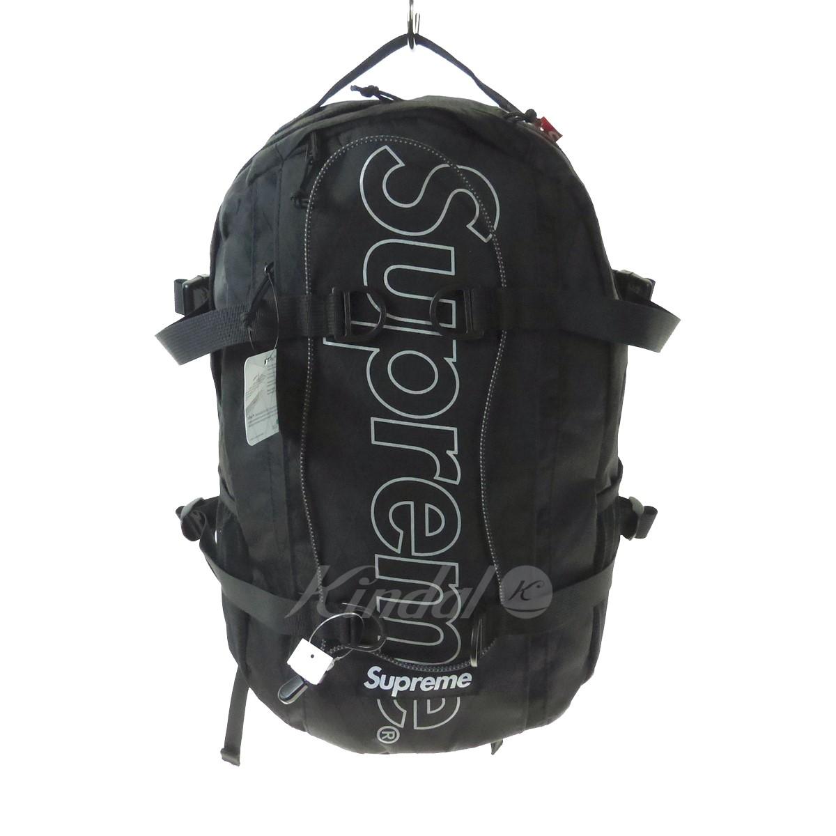 【中古】SUPREME バックパック Backpack 2018A/W 【送料無料】 【225574】 【KIND1550】