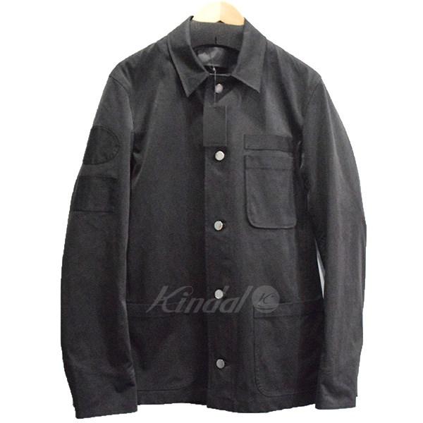 【中古】ALEXANDER WANG 16SS  Convertible Patch Pocket Jacket ジャケット ブラック サイズ:44 【送料無料】 【201018】(アレキサンダーワン)