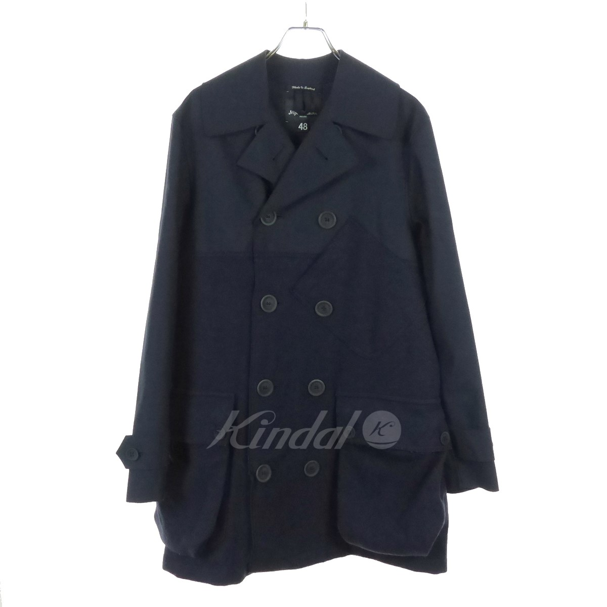 【中古】NIGEL CABOURN×MACKINTOSH 切替コート 【送料無料】 【011655】 【KIND1550】
