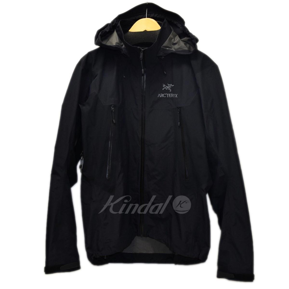 【中古】ARCTERYX Beta SL Hybrid Jacket ベータ ハイブリッドジャケット ブラック サイズ:M 【送料無料】 【201018】(アークテリクス)
