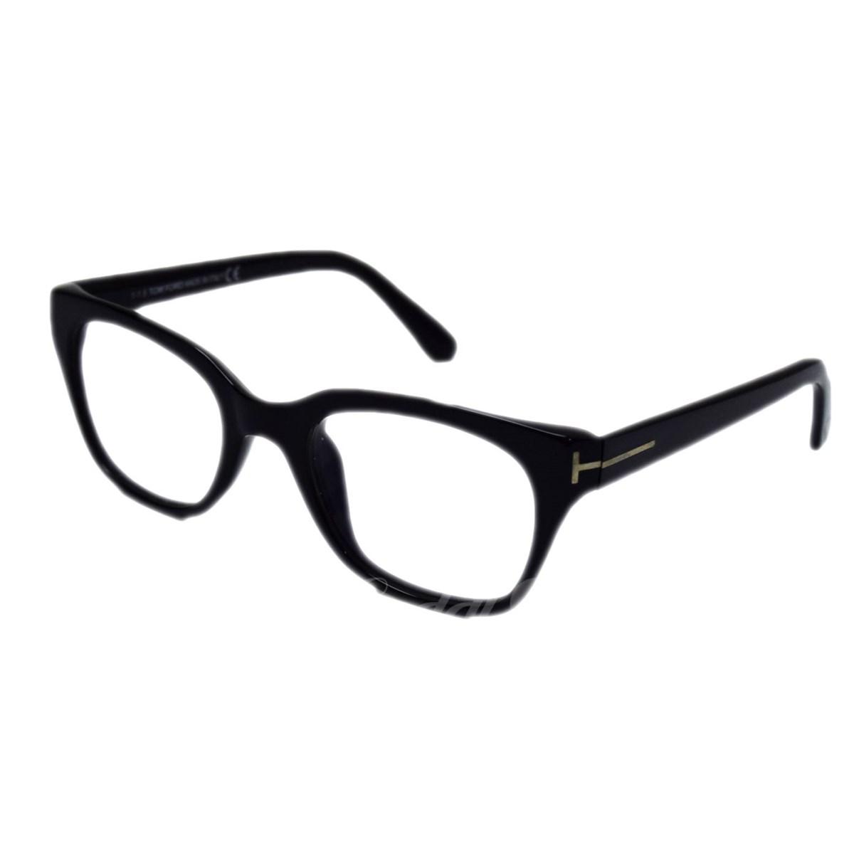 【中古】TOM FORD TF4240 眼鏡 ブラック サイズ:- 【送料無料】 【201018】(トムフォード)