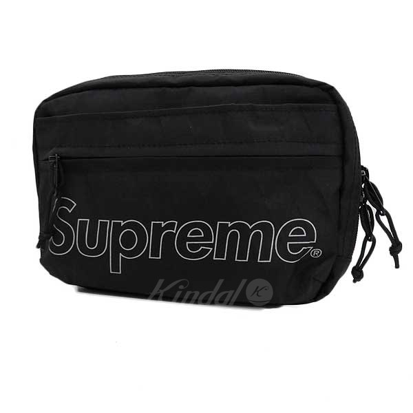 【中古】SUPREME 18AW Shoulder Bag 【送料無料】 【134391】 【KIND1641】