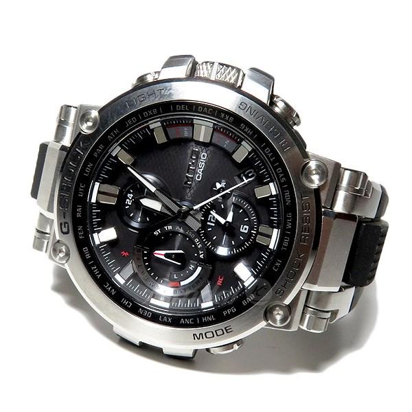 【中古】CASIO 【MTG-B1000】G-SHOCK MT-G Bluetooth搭載電波ソーラー腕時計 文字盤:ブラック系 【送料無料】 【231018】(カシオ)
