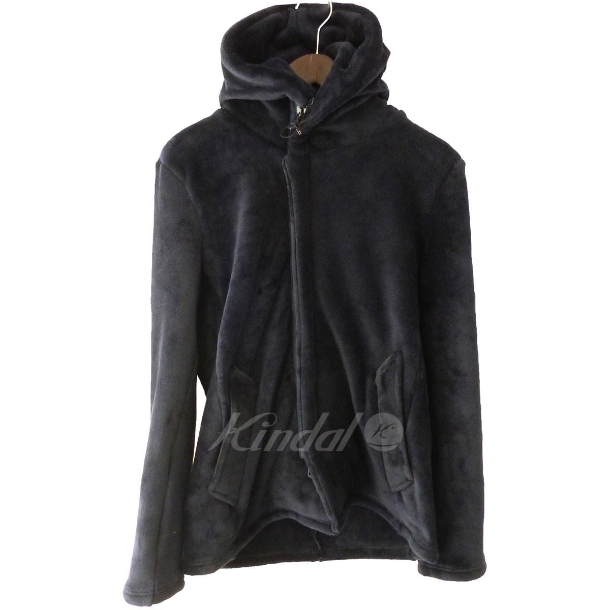 【中古】1piu1uguale3 フーデッドジャケット ネイビー サイズ:4 【送料無料】 【231018】(ウノピュウノウグァーレトレ)