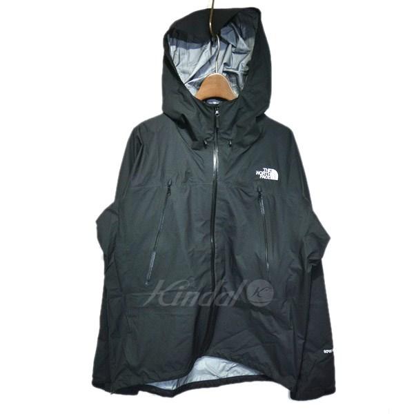 【中古】THE NORTH FACE 「Climb Very Light Jacket NP11505」マウンテンパーカー ブラック サイズ:L 【送料無料】 【231018】(ザノースフェイス)