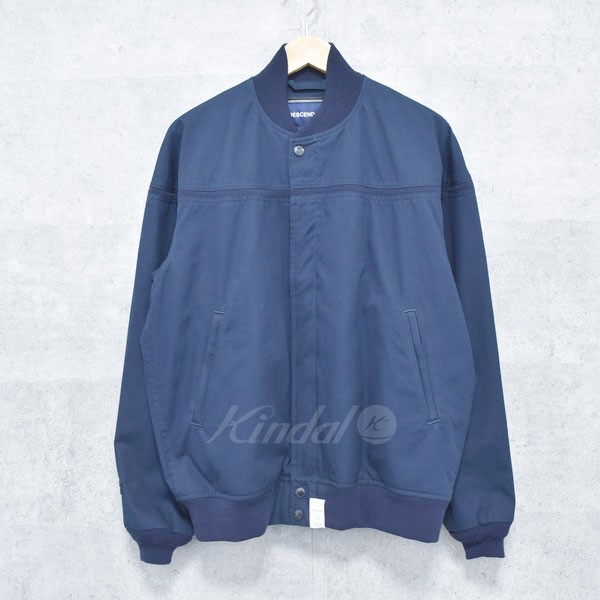 【中古】DESCENDANT CISCO/CNVAS JACKET ブルゾン 17AW 【送料無料】 【256219】 【KIND1550】