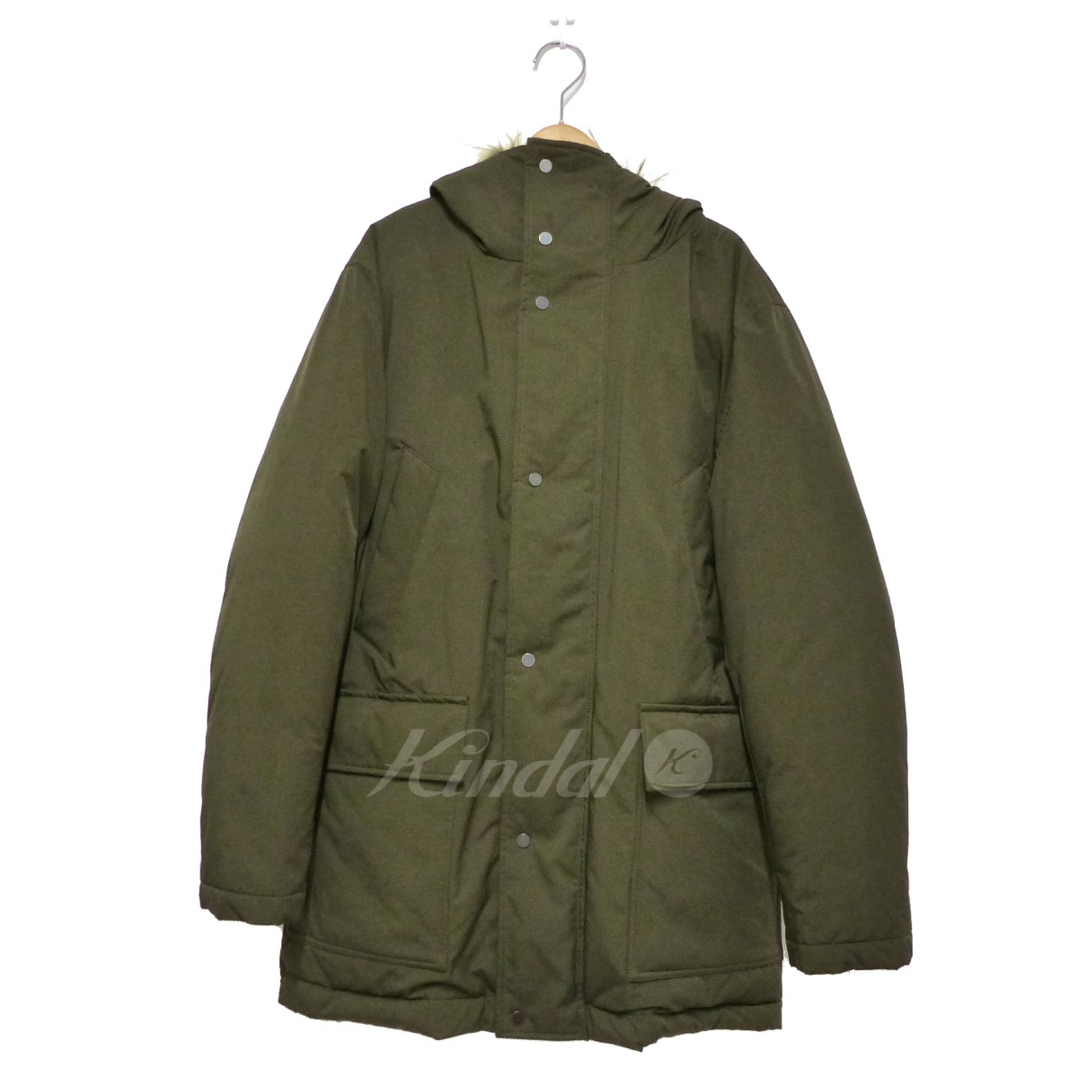 【中古】Paul Smith 2016AW HOODED DOWN COAT 【送料無料】 【038992】 【KIND1550】