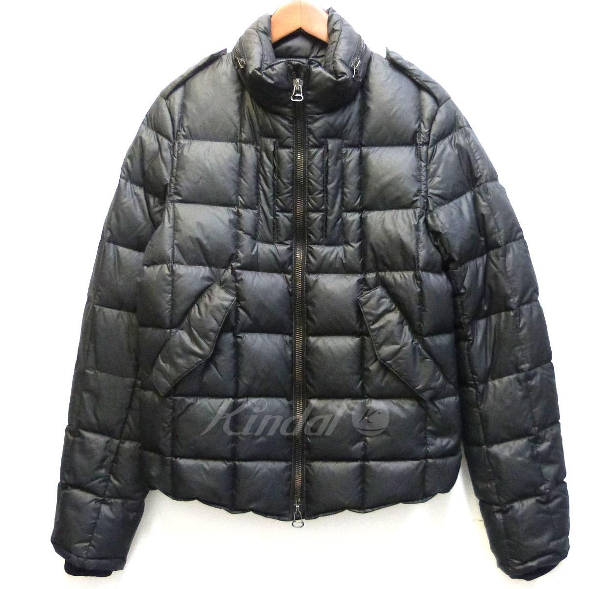 【中古】BALMAIN HOMME キルティングダウンジャケット 【送料無料】 【008521】 【KIND1550】