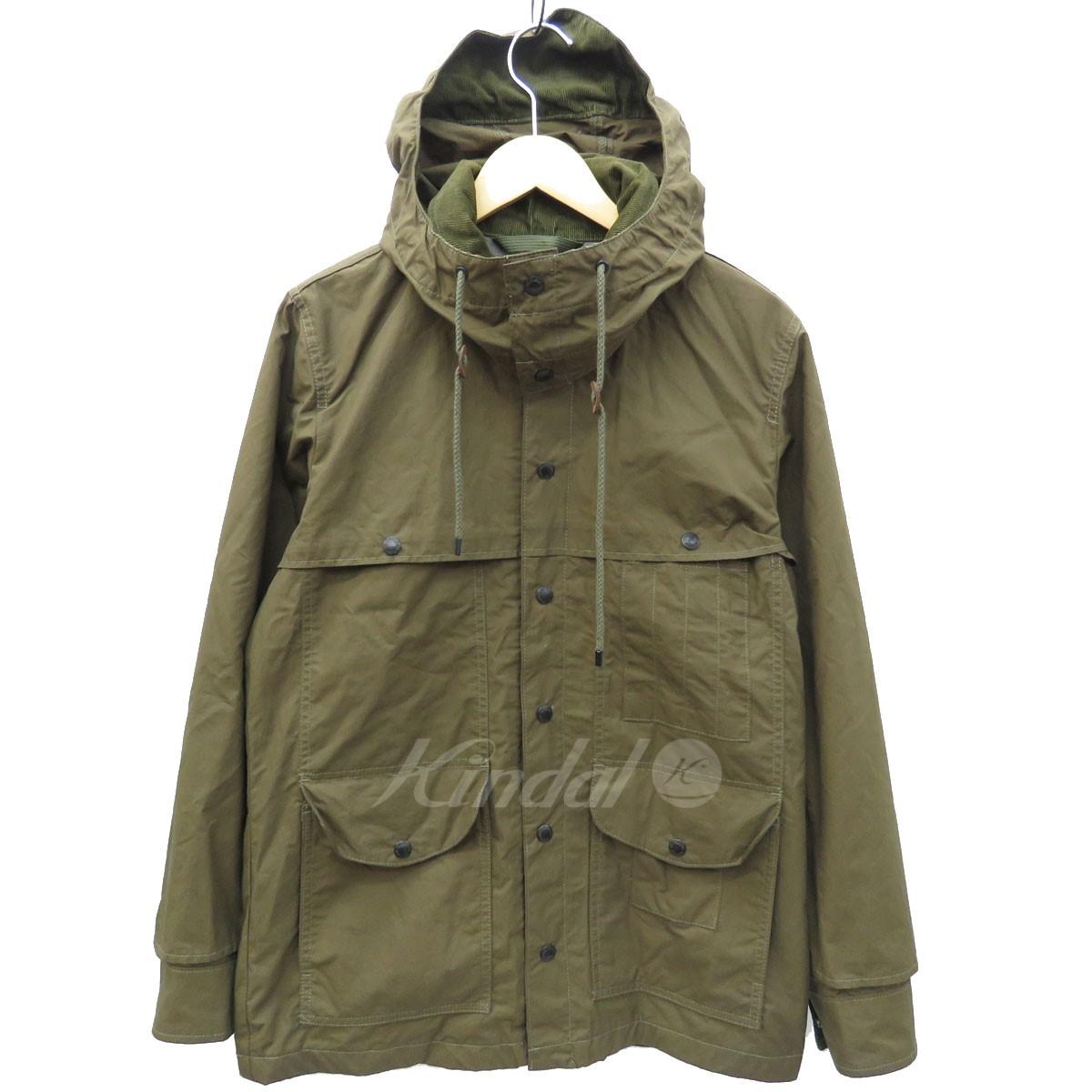 【中古】FILSON Lightweight Dry Cloth Cruiser ドライクロスクルーザージャケット ブラウン サイズ:S 【送料無料】 【251018】(フィルソン)