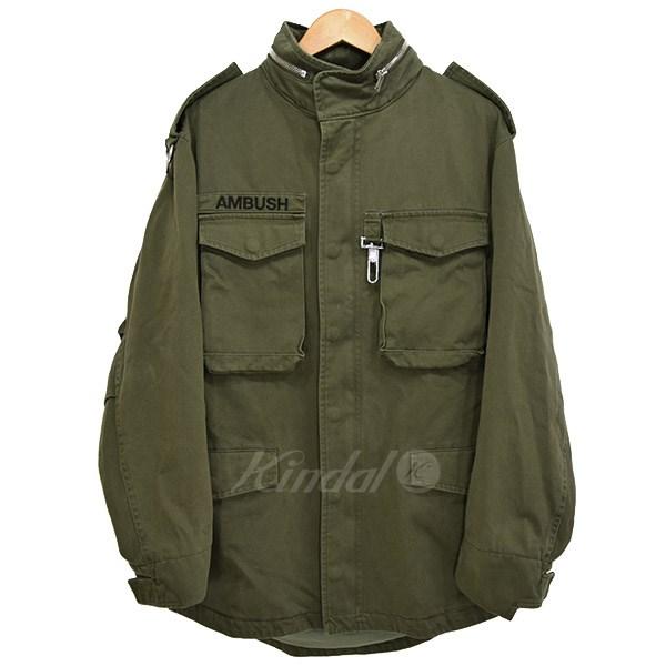 【中古】AMBUSH M-65ジャケット ブルゾン 【送料無料】 【010076】 【KIND1550】