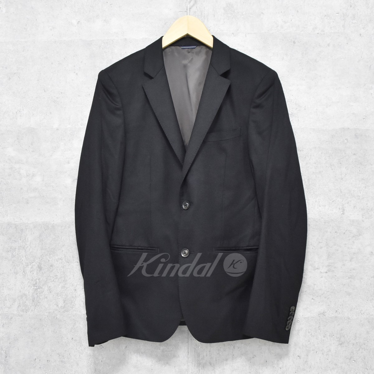 【中古】jun hashimoto 3Dジャケット 2Bテーラードジャケット 【送料無料】 【005640】 【KIND1550】
