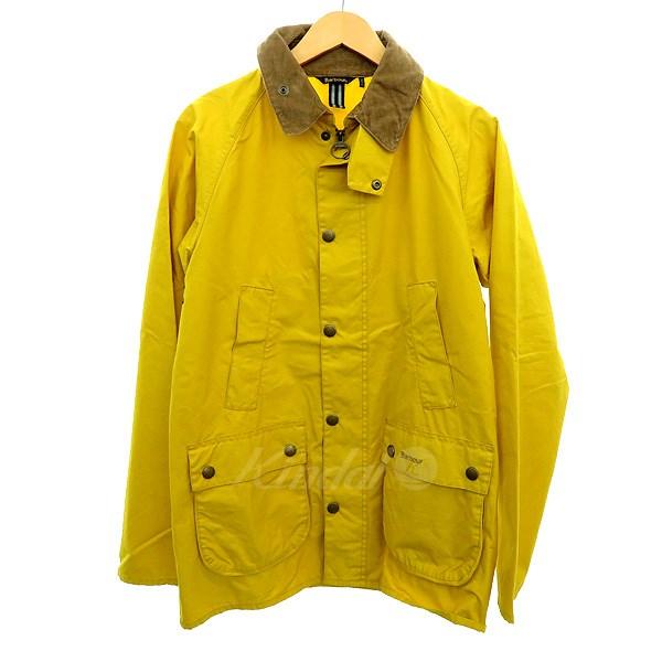 【中古】Barbour 【Washed Badale】ウォッシュドビデイルジャケット 【送料無料】 【136050】 【KIND1550】
